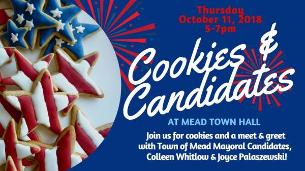 Cookies with the Candidates